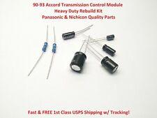 90-93 Honda Accord Transmission Control Unit TCU TCM Capacitors Repair Kit