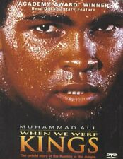 When We Were Kings DVD Muhammad Ali Rumble in the Jungle NEW
