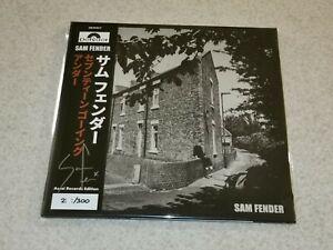 "Sam Fender - Seventeen Going Under SIGNED (Limited to 300) Assai 12"" Vinyl LP"
