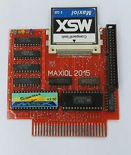 Controller SUNRISE IDE for MSX2 + CompactFlash 4 GB