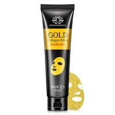 Gold Collagen Peel Off Mask Face Tear Whitening Skin Facial Mask Black Head Care