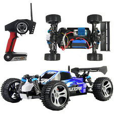 Wltoys A959 1/18 4WD High Speed Radio Remote control RC RTR Buggy Car 70km/h