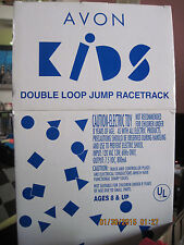 Brand New 2001 Avon Double Loop Jump Race Track.Chevy & Gm.ages 8 & up