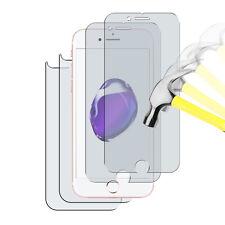 4 x Panzerfolie iPhone 7 Plus Klar TPU Folie Schutzfolie (2x VORN+ 2x Hinten)