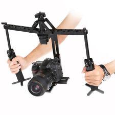 Pro DUAL Handheld Spider Stabilizer Steadicam for 5D Video Camera DSLR Camcorder