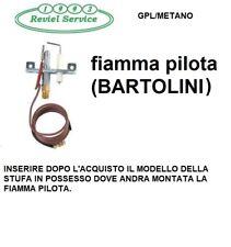 FIAMMA PILOTA STUFA A GAS METANO/GPL BARTOLINI  RICAMBI ORIGINALI REVIEL