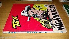 TEX TRE STELLE 3 STELLE #  63-VIGILANTES-1969-EDIZIONI ARALDO - DA 200 LIRE