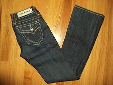 ROCK REVIVAL Designer Jeans Sizes 2/26 Jen Boot RJ8156B75