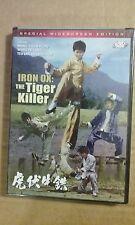 Iron Ox The Tiger Killer - Special Widescreen Edition Wong Goon Hung