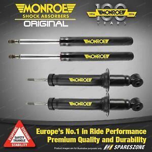 Monroe F + R Original Shock Absorbers for BMW 7 Series E32 730i 735i 90-94