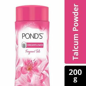 Dream Flower Fragrant Talc Powder From Pond's, 200 gm - Free Delivery