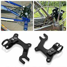 Adjustable Bike Frame Conversion Kit Bicycle Disc Brake Adaptor Bracket Mountain