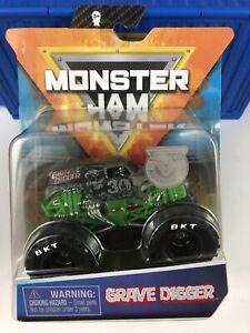 Monster Jam CUSTOM 30th ANNIVERSARY ZAMAC Grave Digger Monster truck 2020