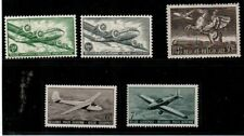 Belgium Scott C10,11,12,12Ab,12Ac Mint hinged (Catalog Value $130.75)