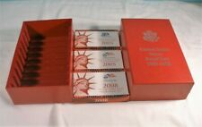2003, 2005 & 2008 United States Mint Silver Proof Sets, 35 Coins, + Box, MIB