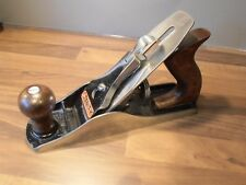 Vintage Stanley Bailey No 4 Woodworking Plane