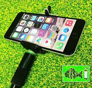 BANK STICK CAMERA ADAPTER & MOBILE PHONE HOLDER FOR SELF TAKES / SELFIES !