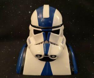 Star Wars : Special Ops Clone Trooper  - Ceramic Cookie Jar -  2005