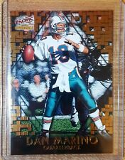 1997 Pacific Invincible Pop Cards Dan Marino Miami Dolphins #8