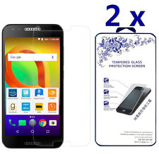 2-Pack For Alcatel A30 (A576Rw) Tempered Glass Screen Protector