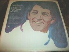 ## SEALED NEW ## DEAN MARTIN - MY WOMAN MY WOMAN MY WIFE LP REPRISE STEREO 1970