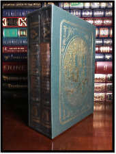 Walden by Henry David Thoreau 2 Volume New Easton Press Leather Bound Deluxe Set
