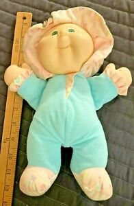 "Vintage Cabbage Patch 11"" Baby Rattle Plush Very Rare"