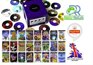 Nintendo Gamecube Games - Pokemon - Mario - Sonic - Pikmin - Disc Only - Multi