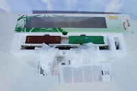 Mehano 1284 Doppeltragwagen mit Ladung , ungelaufen , OVP
