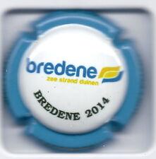 CAPSULES DE CHAMPAGNE   LACOURTE GUILLEMART  CTR Bleu Bredene 2014  NEWS