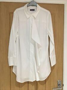 Mint Velvet Shirt Size Large