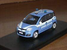 POLIZIA POLICE Fiat Panda 2017 scala 1/43