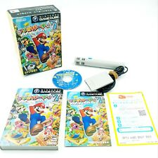 Mario Party 7 - Nintendo Gamecube - Coffret avec micro - NTSC-J JAP