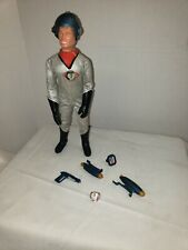 VINTAGE 100% IDEAL CAPTAIN ACTION DOLL BUCK ROGERS WITH ACESSORIES EXCELLENT
