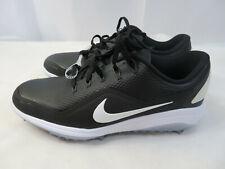 Nike Men's Vapor Pro Golf Shoes Black White AQ2197-001 Size 12 New