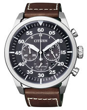 "CITIZEN ELEGANT CHRONO HERRENUHR ""CA4210-16E""   NEUWARE"
