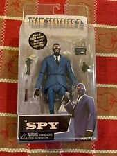 "Team Fortress 2 THE SPY Action Figure 7"" Action Figure NECA Toys Free Shipping"