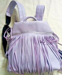 Skinny Dip backpack medium size with adjustable straps - fringed