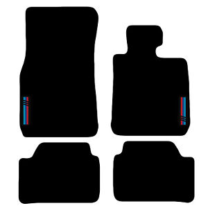 Tailored Carpet Car Floor Mats FOR BMW 1 Series F20 F21 2011 onwards with logo