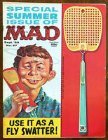 MAD MAGAZINE #57 - Fine Plus - Classic Early Mad! Sept 1960