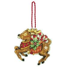 Le dimensioni-Punto Croce Kit-Natale Ornamenti-Hope-D70-08857