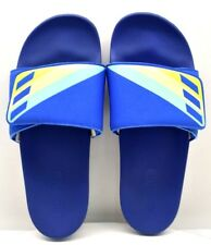 Adidas Adilette CF Ultra Athletic Slides Blue US Size 10 FREE SHIPPING BRAND NEW