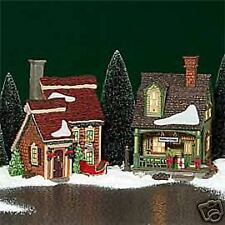 Dept 56 - NEV - Warren Homestead And Walden Cottage