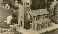 EASTBOURNE( Sussex) : Eastbourne Model Village- Church RP-GIFFORD