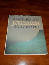 """Jerusalem: Song of Songs"" by Jill and Leon Uris published 1981 BCE"