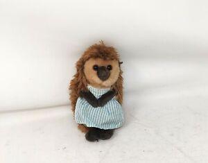 "Peter Rabbit Mrs. Tiggy Winkle Ty Plush Stuffed Animal 7"""