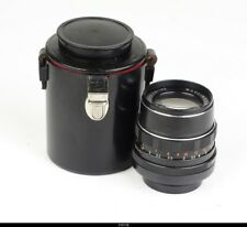 Pentacon Electric Auto  2.8/100mm for Contax S Pentax M42 Mint