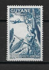 French GUIANA 1944.  1 mint stamp *  Air Mail        (3483)