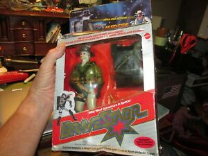 LASER FIRE TEX HEX - Bravestarr - Brand New ,Factory Sealed,WEAR TO PACKAGE,1986