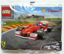 Lego 40190 Ferrari F138 Pull Back & Go Auto BRANDNEU BOX7444 B